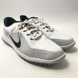 Nike Mens Lunar Control Vapor 2 Golf Shoes Size 14